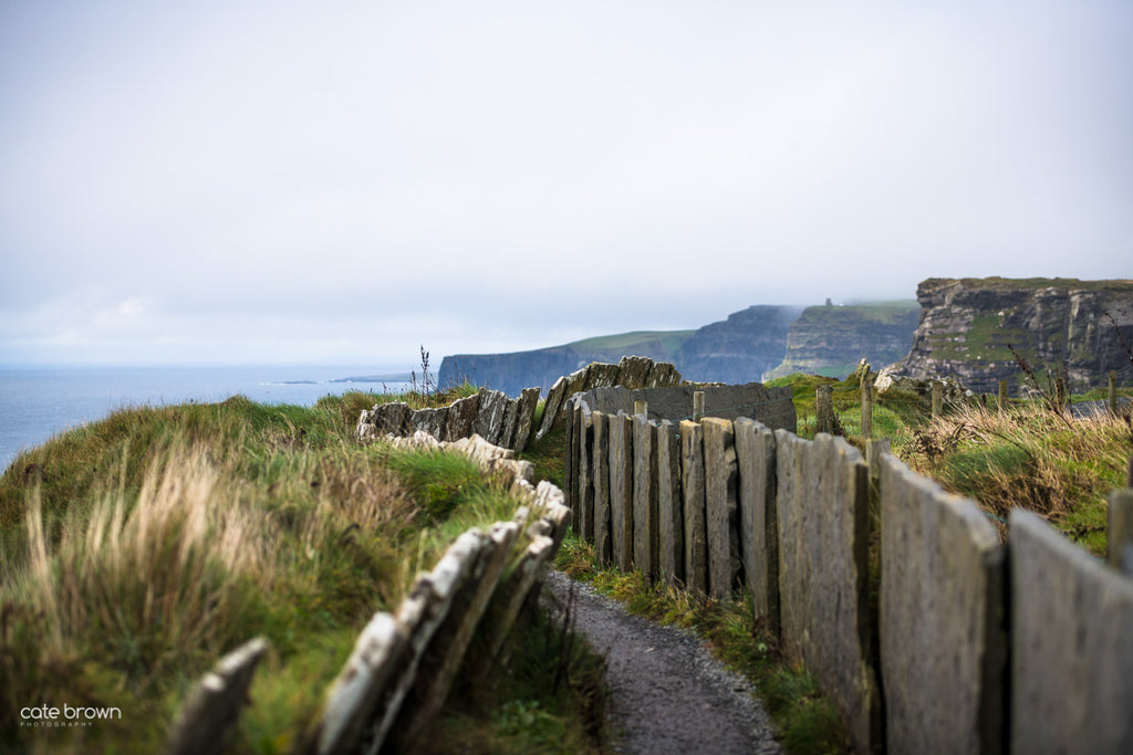 Ireland Cliffs of Moher Landscape Travel Photography