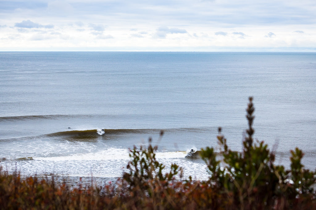 Cate Brown Surf Trip Nova Scotia Canada Travel Photography