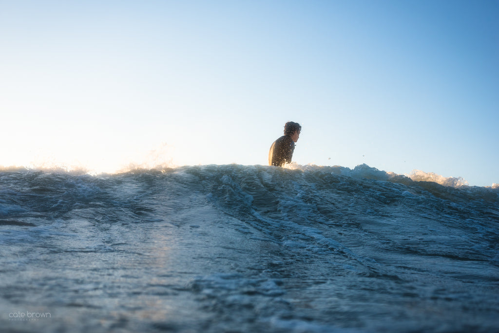 Cate Brown Ocean Surf Photography Outdoor Lifestyle Rhode Island