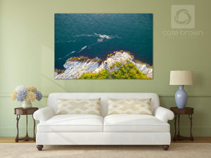 Cate Brown Photo Castle Hill  //  Aerial Photography Made to Order Ocean Fine Art