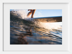 Cate Brown Photo Allen Surfing Chris  //  Surf Photography Made to Order Ocean Fine Art