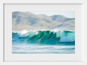 Baja Waves #7  //  Ocean Photography