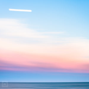 Cate Brown Photo Bass Rock #3  //  Abstract Photography Made to Order Ocean Fine Art