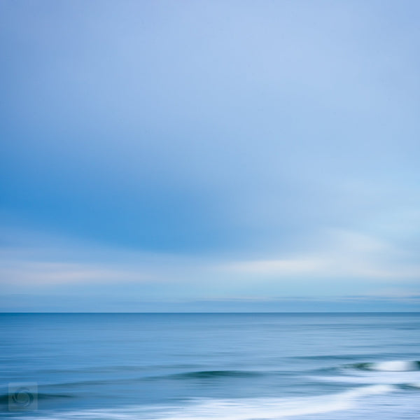 Cate Brown Photo Beachcomber #1  //  Abstract Photography Made to Order Ocean Fine Art