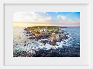 Beavertail #3  //  Aerial Photography