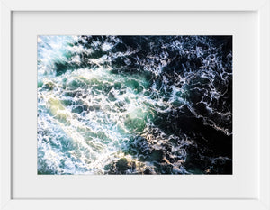 Cate Brown Photo Beavertail #7  //  Aerial Photography Made to Order Ocean Fine Art