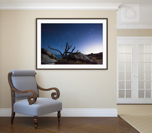 Cate Brown Photo Baja at Night  //  Landscape Photography Made to Order Ocean Fine Art