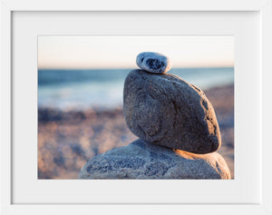 Cate Brown Photo Cairn  //  Film Photography Made to Order Ocean Fine Art