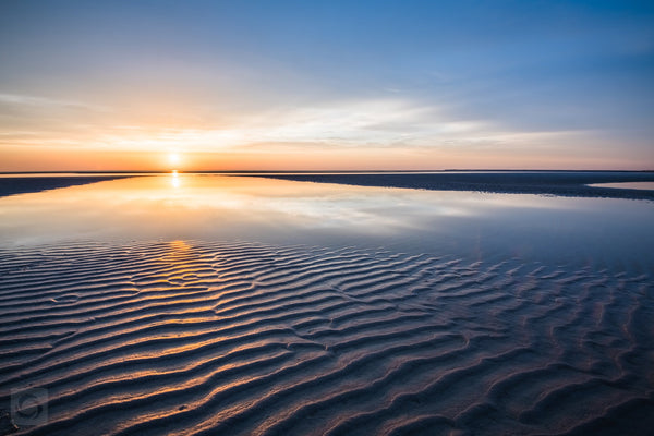 Cape Cod at Sunset  //  Seascape Photography