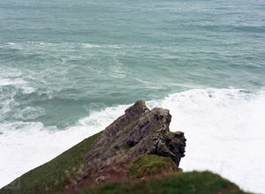 Cliffs of Moher #3  //  Film Photography