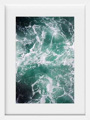 Dark Waters #1  //  Aerial Photography