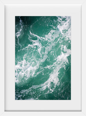 Dark Waters #2  //  Aerial Photography