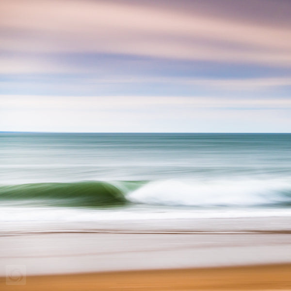 East Beach #1  //  Abstract Photography