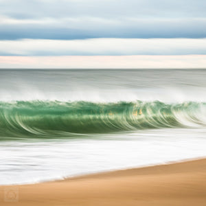 Cate Brown Photo East Beach #6  //  Abstract Photography Made to Order Ocean Fine Art