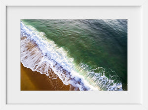 East Beach #12  //  Aerial Photography