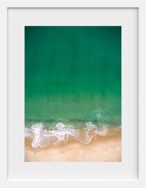 East Beach #3  //  Aerial Photography