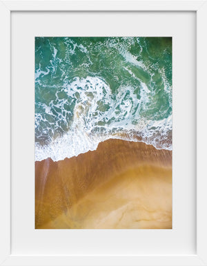 East Beach #10  //  Aerial Photography