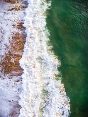 East Beach #11  //  Aerial Photography