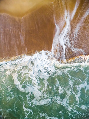 East Beach #9  //  Aerial Photography