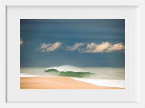 East Beach Bend  //  Seascape Photography