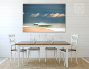 Cate Brown Photo East Beach Bend  //  Seascape Photography Made to Order Ocean Fine Art