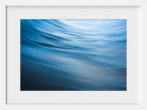 Cate Brown Photo East Beach Blue  //  Ocean Photography Made to Order Ocean Fine Art