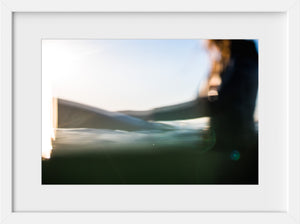 Elise in Abstract #2  //  Surf Photography