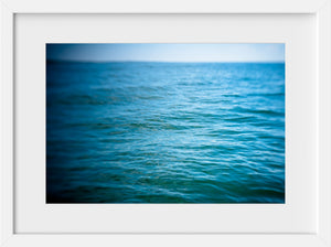 Endless Blue  //  Ocean Photography