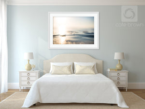 Cate Brown Photo Golden Mornings  //  Ocean Photography Made to Order Ocean Fine Art