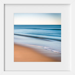 Cate Brown Photo Green Hill #11  //  Abstract Photography Made to Order Ocean Fine Art