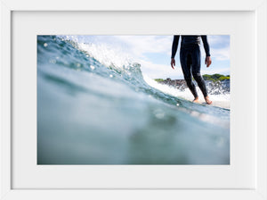Gus at Gansett  //  Surf Photography