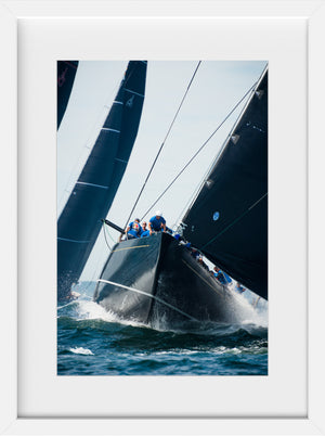 Hanuman at the Mark  //  Nautical Photography
