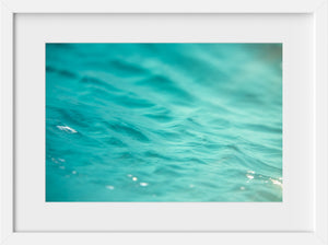 Hawaiian Textures from Below  //  Ocean Photography