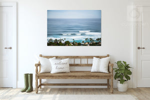 Haleiwa Lines  //  Seascape Photography