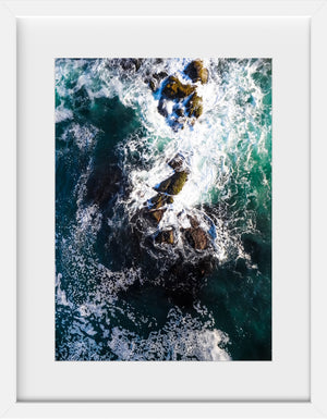 Cate Brown Photo Hei Matau  //  Aerial Photography Made to Order Ocean Fine Art