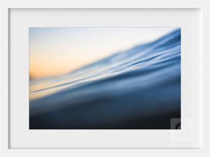 Cate Brown Photo Immersion Blue  //  Ocean Photography Made to Order Ocean Fine Art