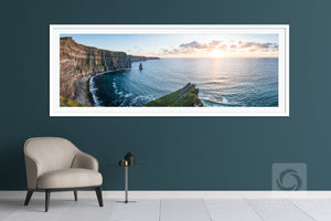Cliffs of Moher #3  //  Landscape Photography