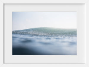 Irish Sea Spray  //  Ocean Photography