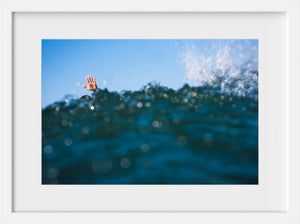 Cate Brown Photo Kyle Surfing Chris  //  Surf Photography Made to Order Ocean Fine Art