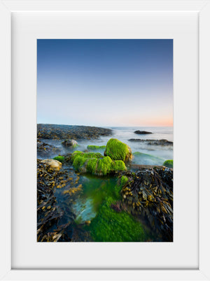 Low Tide at King's Beach  //  Seascape Photography