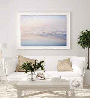 Cate Brown Photo Pastel Dreams #2  //  Ocean Photography Made to Order Ocean Fine Art