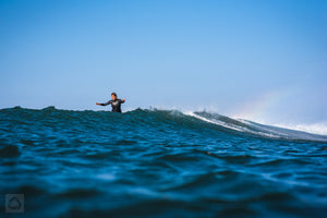 Medelise Surfing Chris  //  Surf Photography