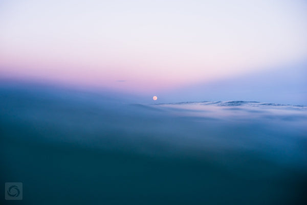 Cate Brown Photo Moonrise Kingdom  //  Ocean Photography Made to Order Ocean Fine Art