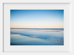 Cate Brown Photo Narragansett #8  //  Abstract Photography Made to Order Ocean Fine Art