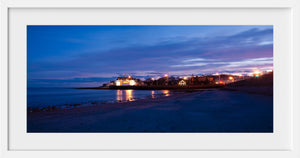 Narragansett Towers at Dusk  //  Landscape Photography