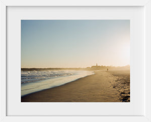 Cate Brown Photo Narragansett #1  //  Film Photography Made to Order Ocean Fine Art