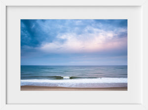 National Seashore at Sunset #3  //  Seascape Photography