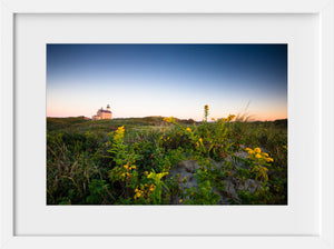 Cate Brown Photo North Light in the Dunes  //  Landscape Photography Made to Order Ocean Fine Art