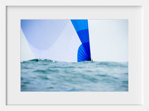 Cate Brown Photo Ocean Spinnakers  //  Nautical Photography Made to Order Ocean Fine Art
