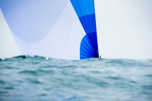 Ocean Spinnakers  //  Nautical Photography
